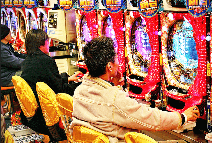 How They Play Gambling In Japan